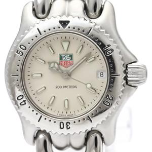 Tag Heuer Sel Quartz Stainless Steel Women's Dress Watch S99.008