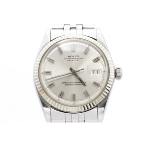 Rolex Datejust Automatic Stainless Steel Men's Dress Watch 1601