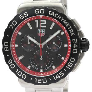 Tag Heuer Formula 1 Quartz Stainless Steel Men's Sports Watch CAU1116