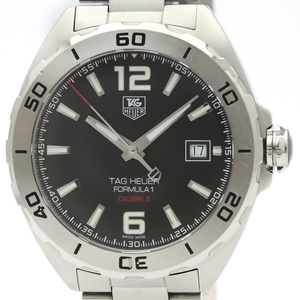 Tag Heuer Formula 1 Automatic Stainless Steel Men's Sports Watch WAZ2113