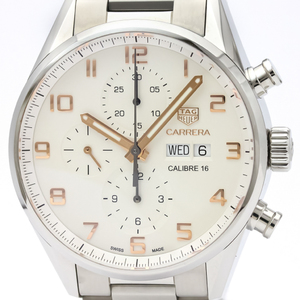 Tag Heuer Carrera Automatic Stainless Steel Men's Sports Watch CV2A1AC