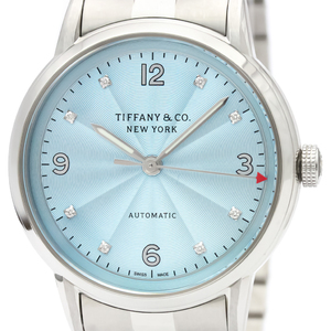 Tiffany CT60 Automatic Stainless Steel Women's Dress Watch