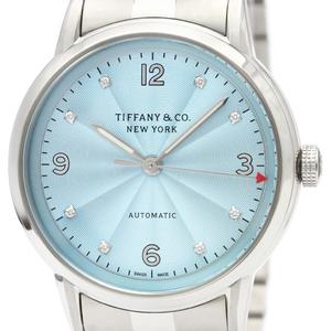 ティファニー(Tiffany) CT60 自動巻き ステンレススチール(SS) レディース ドレスウォッチ