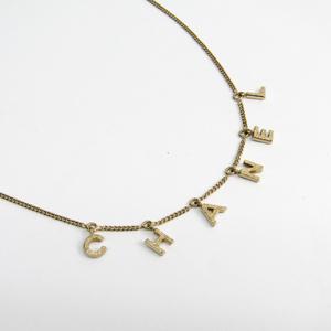 シャネル(Chanel) メタル レディース ペンダントネックレス (ゴールド) A63107