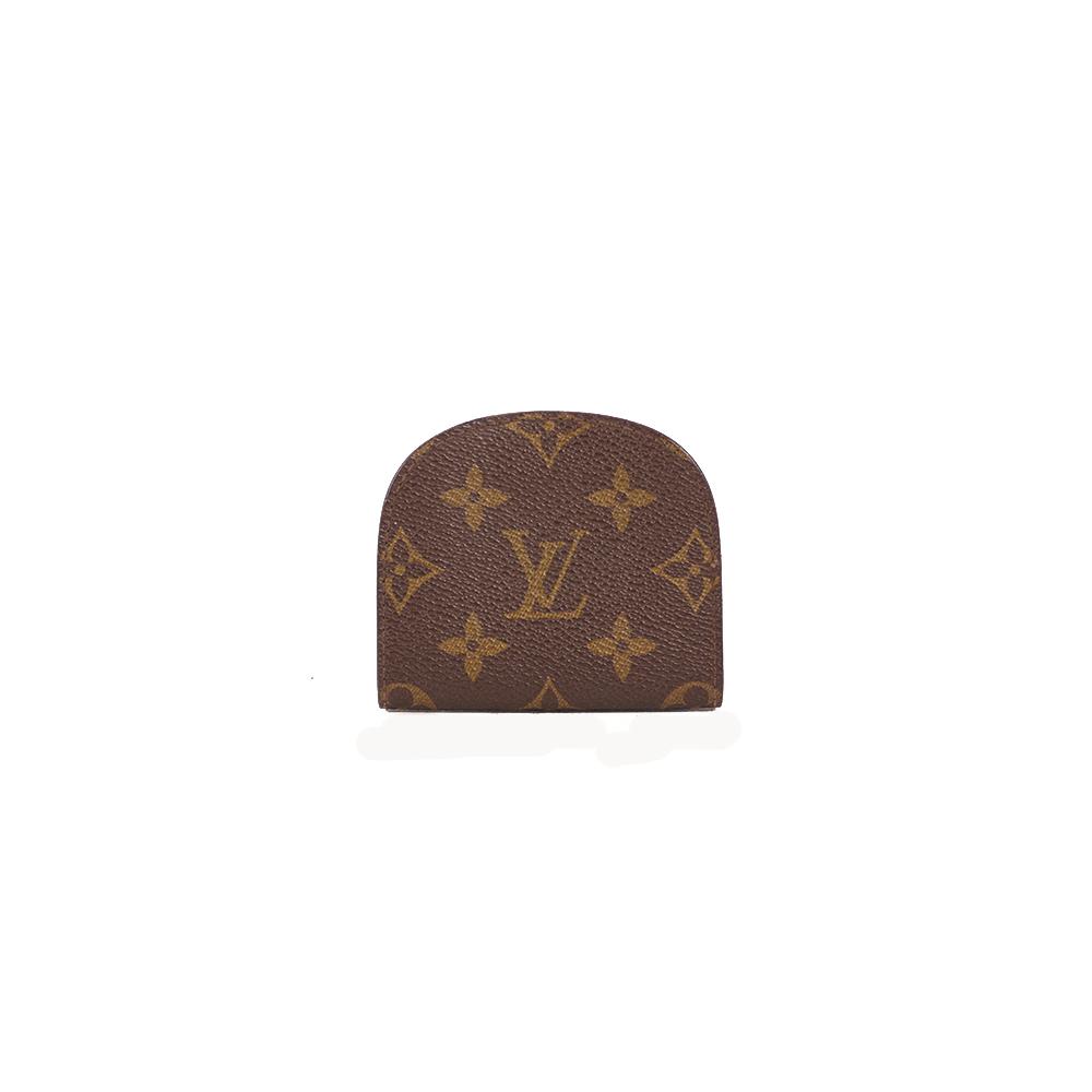 2b300569834 Louis Vuitton Monogram Porte Monnaie Gousset M61970 Unisex,Women,Men  Monogram Wallet | eLady.com