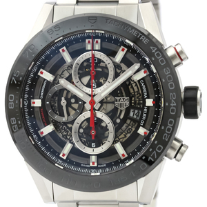 Tag Heuer Carrera Automatic Stainless Steel Men's Sports Watch CAR2A1W