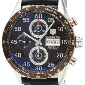 TAG HEUER Carrera Chronograph Day Date Automatic Watch CV2A12