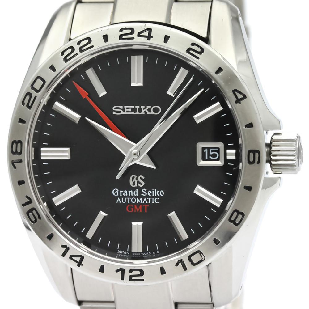 huge discount 9867c b2c11 セイコー(Seiko) グランドセイコー 自動巻き ステンレススチール(SS) メンズ スポーツウォッチ SBGM001(9S56-00A0)    eLady.com