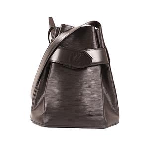 ルイ・ヴィトン (Louis Vuitton) エピ サックデポール Sac Depaule M80155 レディース ショルダーバッグ ノワール