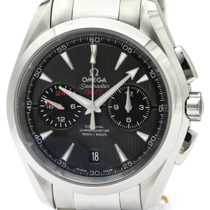 Omega Seamaster Automatic Stainless Steel Men's Sports Watch 231.10.43.52.06.001