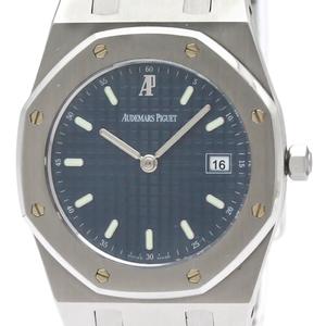 Audemars Piguet Royal Oak Quartz Stainless Steel Unisex Dress Watch 57175ST