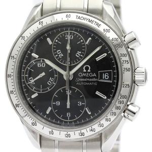 OMEGA Speedmaster Date Steel Automatic Mens Watch 3513.50