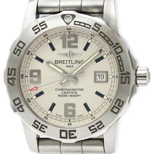 Breitling Colt Quartz Stainless Steel Men's Sports Watch A74387