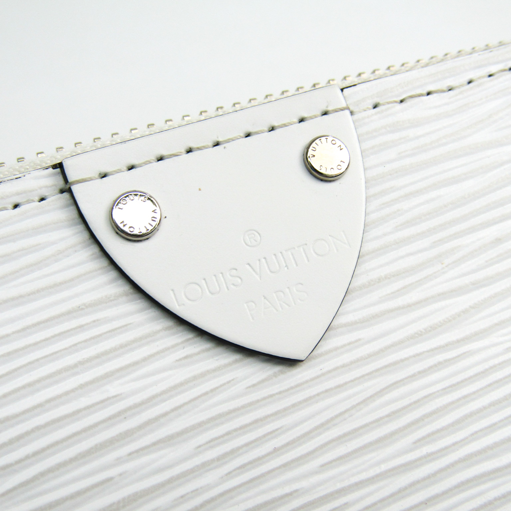 ルイ・ヴィトン (Louis Vuitton) エピ ジッピー・ウォレット 伊勢丹ポップアップストア限定 M63836 エピレザー 長財布(二つ折り) ネージュ