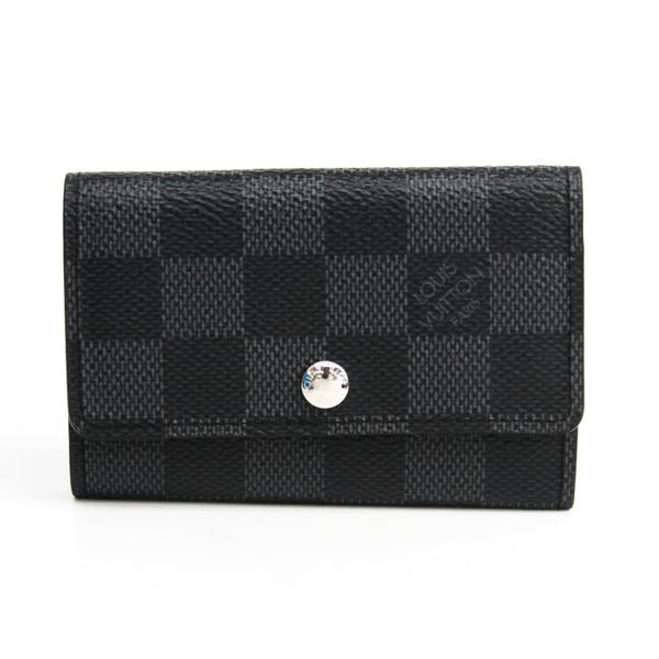 ルイ・ヴィトン(Louis Vuitton) ダミエ・グラフィット ミュルティクレ6 N62662 メンズ ダミエグラフィット キーケース ダミエ・グラフィット