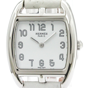 Hermes Cape Cod Quartz Stainless Steel Women's Dress Watch CT1.210