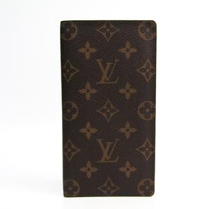 ルイ・ヴィトン(Louis Vuitton) モノグラム ポルトバルールカルトクレディ M61823 ユニセックス モノグラム 長札入れ(二つ折り) モノグラム