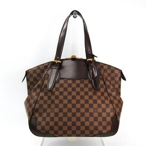 ルイ・ヴィトン (Louis Vuitton) ダミエ システィナGM N41540 レディース ダミエキャンバス ショルダーバッグ エベヌ