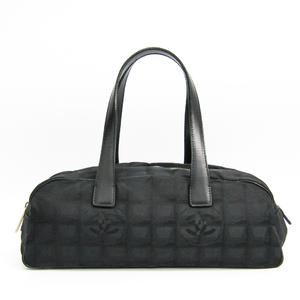 シャネル(Chanel) ニュートラベルライン ミニ A15828 ニュートラベルライン ハンドバッグ ブラック