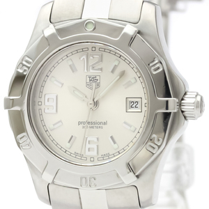Tag Heuer Exclusive Quartz Stainless Steel Women's Sports Watch WN131C