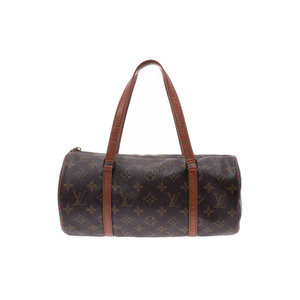 Used Louis Vuitton Monogram Papillon With L Pouch M51385 Ladies' Bag ◇