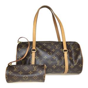 Auth Louis Vuitton Monogram M51385 Women's Handbag papillon30