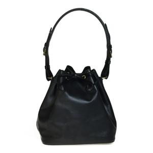 ルイ・ヴィトン (Louis Vuitton) エピ M44102 プチノエ エピレザー ショルダーバッグ ノワール