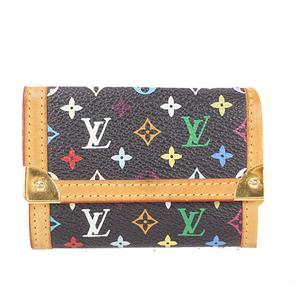 Auth Louis Vuitton Monogram Multi Porte Monnaie Plat M92656 Unisex,Women,Men