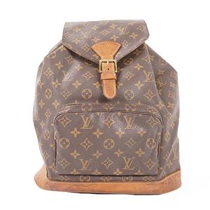 Louis Vuitton Monogram M51135 Women's Backpack Monogram