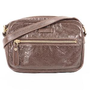 Auth Gucci Shoulder Bag Guccissima  Brown