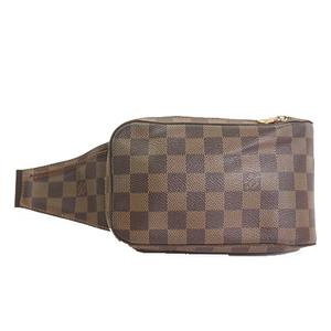 Auth Louis Vuitton Damier  Fanny Pack,Sling Bag N51994