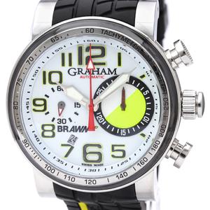 グラハム(Graham) 自動巻き ステンレススチール(SS) メンズ スポーツウォッチ 2BRYO.B05A
