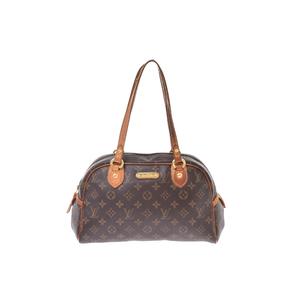 Louis Vuitton Monogram Montorgueil PM M95565 Women's Boston Bag Monogram