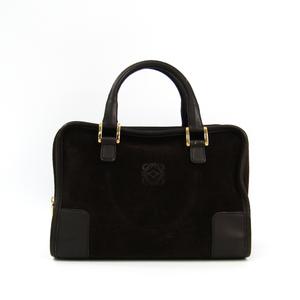Loewe Amazona Women's Leather Handbag Brown