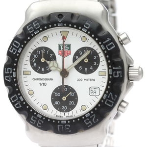 Tag Heuer Formula 1 Quartz Stainless Steel Men's Dress Watch CA1212