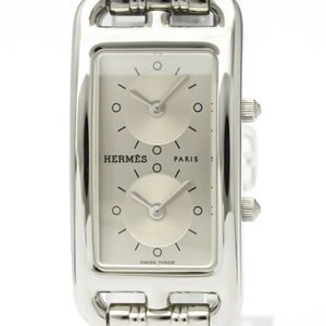 Hermes Cape Cod Quartz Stainless Steel Women's Dress Watch CC3.210