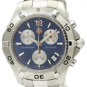 TAG HEUER Aquaracer Chronograph Quartz Mens Watch CAF1112