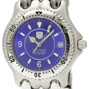 Tag Heuer Sel Automatic Stainless Steel Men's Dress Watch WG5117