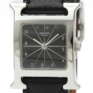 Hermes Heure H Quartz Stainless Steel Women's Dress Watch HH1.210