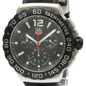 Tag Heuer Formula 1 Quartz Stainless Steel Men's Sports Watch CAU1110