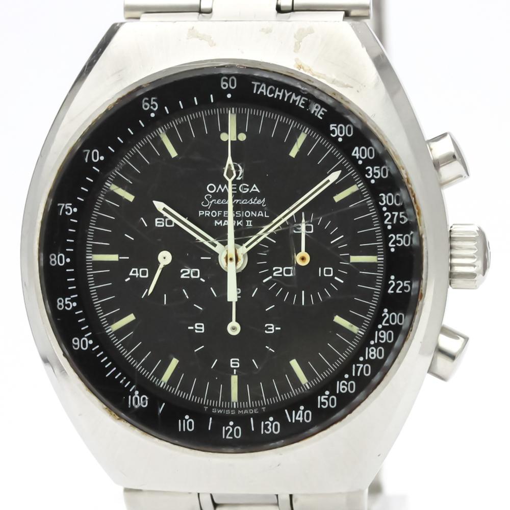 オメガ (OMEGA) スピードマスター プロフェッショナル マーク II Cal.861 ステンレススチール 手巻き メンズ 時計 145.014