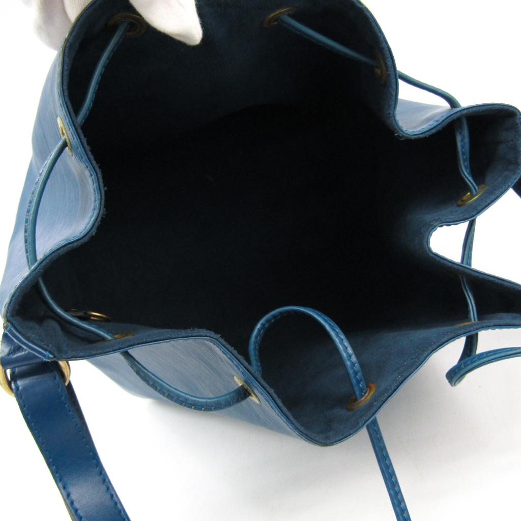 ルイ・ヴィトン(Louis Vuitton) エピ プチノエ M44105 レディース ショルダーバッグ トレドブルー