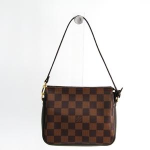 ルイ・ヴィトン(Louis Vuitton) ダミエ トゥルース・メイクアップ N51982 レディース ハンドバッグ エベヌ