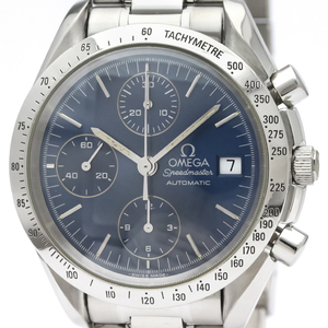 OMEGA Speedmaster Date Steel Automatic Mens Watch 3511.80