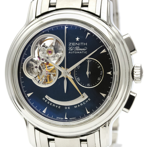 Zenith Chronomaster Automatic Stainless Steel Men's Sports Watch 03.0240.4021
