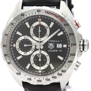 Tag Heuer Formula 1 Automatic Stainless Steel Men's Sports Watch CAZ2010
