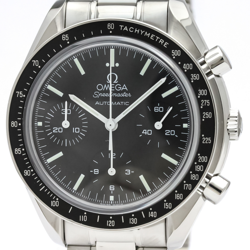 OMEGA Speedmaster Automatic Steel Mens Watch 3539.50