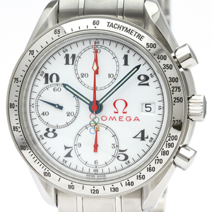 Omega Speedmaster Automatic Stainless Steel Men's Sports Watch 3516.20