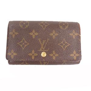 Louis Vuitton Monogram M61730 Women's Monogram Wallet (bi-fold) Monogram