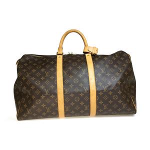 ルイ・ヴィトン(Louis Vuitton) モノグラム M41426 キーポル50 ボストンバッグ